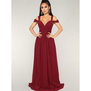 Fashion Nova Honorable Intentions Dress